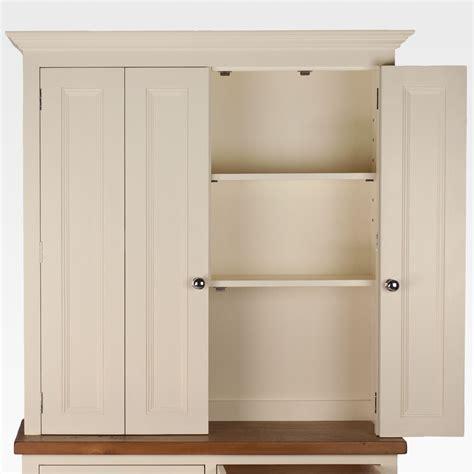 freestanding pantry  bi fold doors mudd