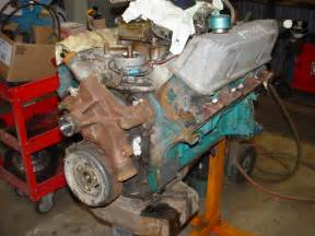 Ford 427 Engine For Sale Ford Fe 427 Hm Side Oiler Engine Complete