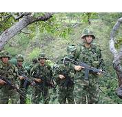 World Military And Police Forces Colombia