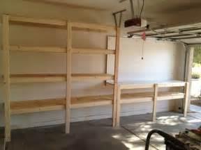 Diy Storage Shelves For Garage by Best 25 Garage Shelving Ideas On Garage Shelf