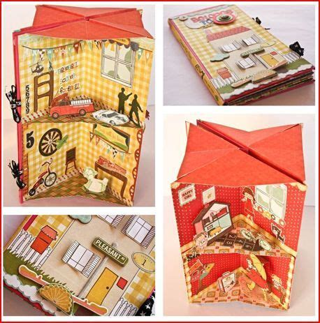 the dolls house book project pop up doll house book sting