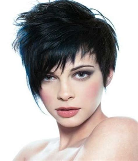 short hairstyles asymmetrical cut 2016 2017 trendy pixie haircuts haircuts and hairstyles