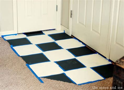 Garage Floor Paint Ceramic Tile Hometalk Painting A Ceramic Tile Floor