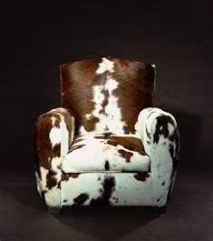 Faux Cowhide Fabric Upholstery How To Make A Faux Cowhide Lamp Shade
