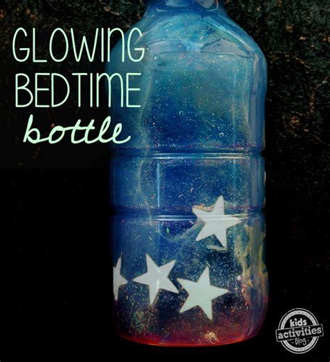 glow in the paint kmart diy glowing bedtime bottle