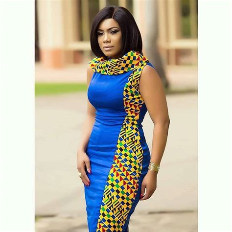 styles with trendy styles made with ankara lovely and stylish styles
