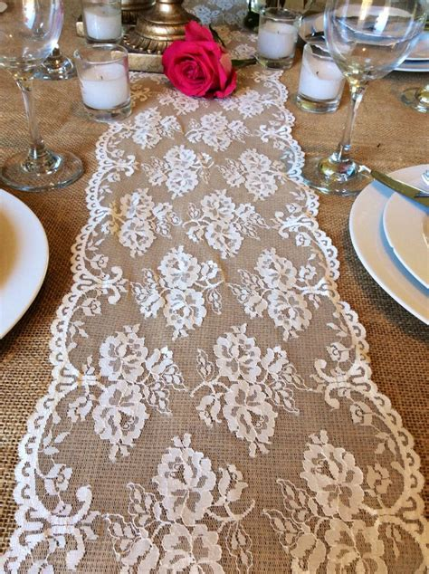 ivory lace runner 89 best images about lace on pinterest tablecloths lace