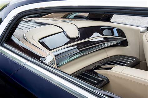 sweptail rolls royce inside rolls royce sweptail interior car body design