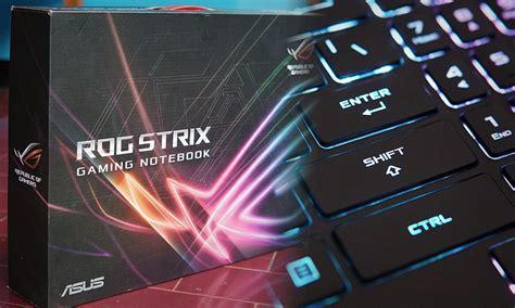 Semua Laptop Asus Rog review asus rog strix gl503vm semua bertekuk lutut