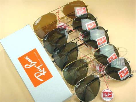 Polarized Glasses Italy Design Ea5103 Kacamata Polaris rayban sunglasses rb 3025 3026 resin polarisers lens reflector lens l m style 3025 for