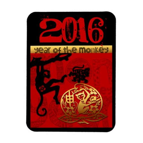 new year 2016 predictions for paper cutting new year of the monkey 2016 magnet