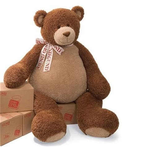 big teddy gund basil jumbo 80 quot ultimate teddy the