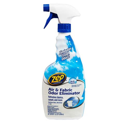upholstery odor eliminator zep 32 oz air and fabric odor eliminator zuair32 the