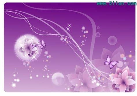 Wallpaper Wall Paper Sticker Motif Batik Ungu Gambar Purple Butterfly Wallpapers Gallery Gambar