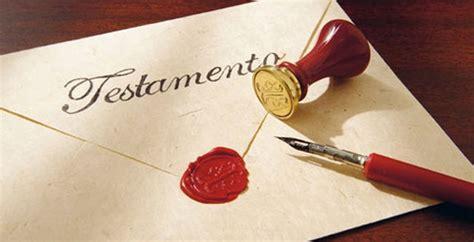 testo testamento olografo quanti tipi di testamento esistono 2016 novembre 07