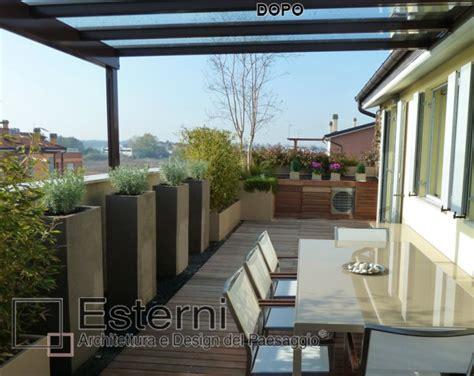 immagini terrazzi tende per terrazzo roma design casa creativa e mobili