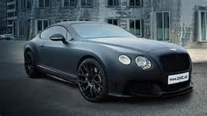 Bentley Continential Gt Bentley Gt V8 Duro China Edition By Dmc Autoevolution