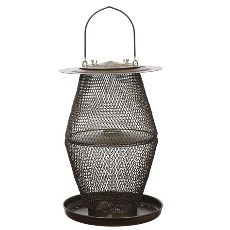 pet squirrel shield bird feeder 386 the home depot