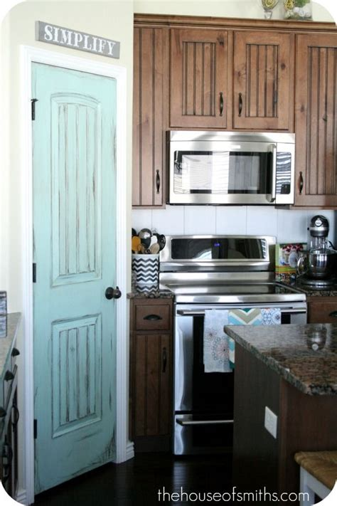 25 best ideas about painted pantry doors on farm kitchen interior kitchen paint