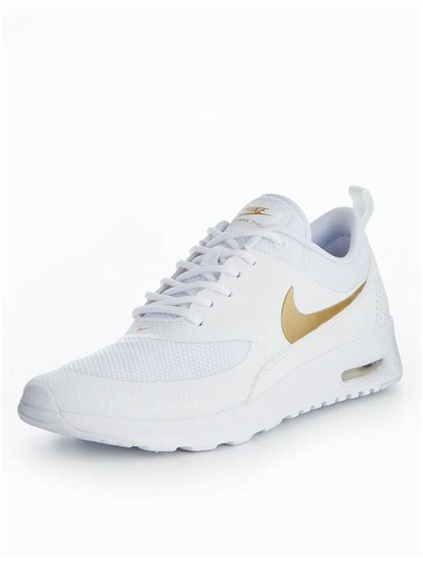 nike womens sneakers sale unique designing nike air max thea metallic trainers