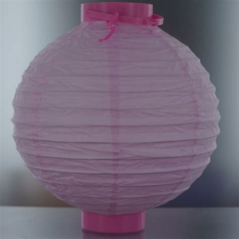 Lighted Paper Lanterns by Pink Lighted Battery Led Powered Decorative Paper
