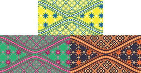 batik pattern illustrator free 010 pattern vector free download