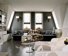 Grey Accent Wall by Why You Must Absolutely Paint Your Walls Gray Freshome Com