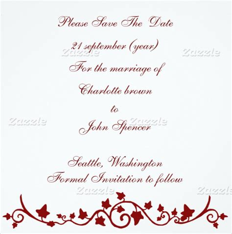 wedding announcements templates wblqual com