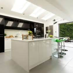 extensions kitchen ideas modern kitchen extension open plan kitchen ideas