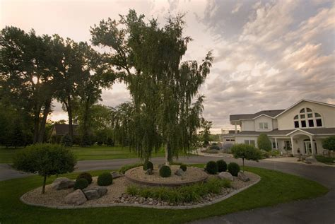 residential landscaping prairie view landscaping