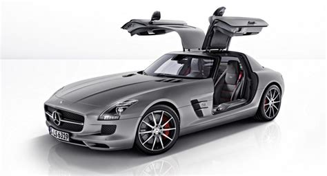 Mercedes Reportedly Sending Off SLS AMG with Final Edition