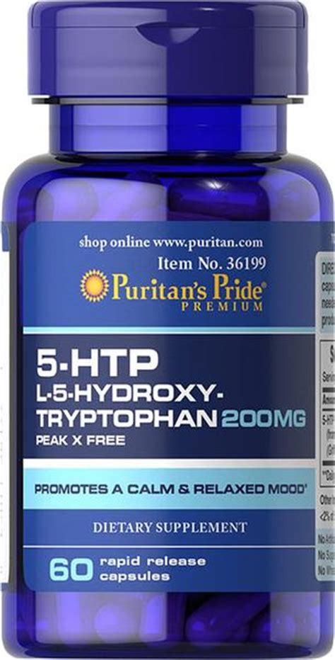 Puritan 5 Htp 200 Mg Isi 60 Cap Impor Usa Itk puritan s pride 5 htp 200 mg griffonia simplicifolia 60 capsules puritan s pride singapore