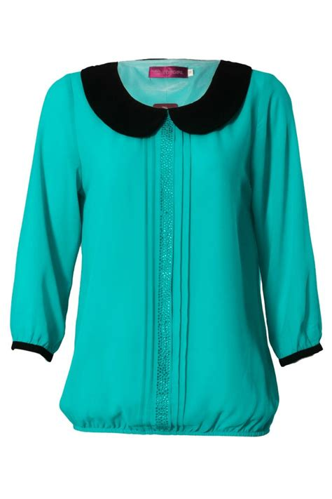 Qashavi Plain Pleated Muslim Blouse 1000 images about beautiful blouses 2013 collection on