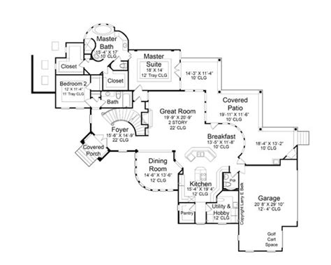 austin house plans the austin 8424 4 bedrooms and 4 baths the house designers