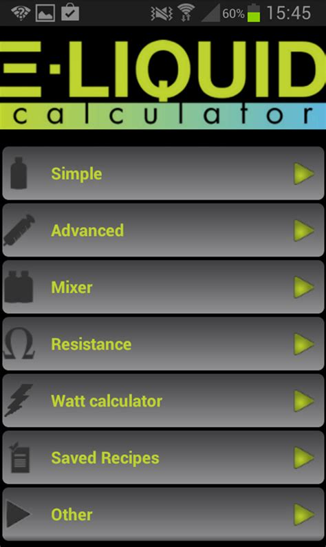 calculator online mod the ultimate guide to vaping apps and calculators