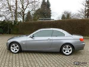 2009 bmw 325i convertible vollausstattung car photo and