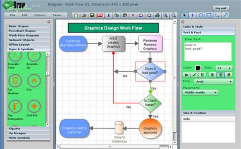 free diagram tool flowchart tools to create flowchart diagram