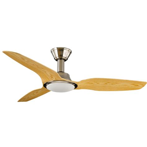high airflow ceiling fans trident dc ceiling fan with light satin nickel with pine