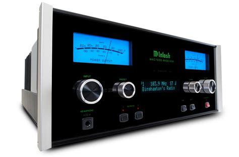mcintosh mac stereo receiver  listening post
