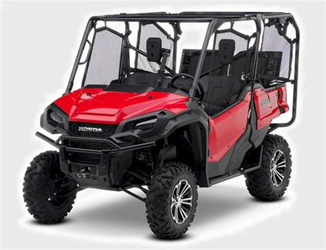 honda pioneer 1000 5 parts and accessories