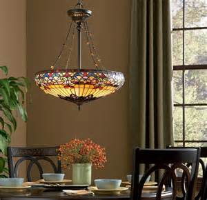 vintage dining room lighting ideas wih vintage bronze
