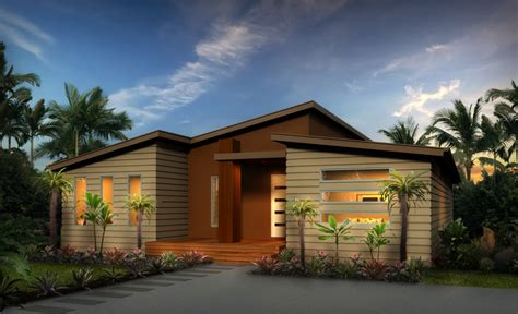 contempo 2 split skillion roof modern contemporary home
