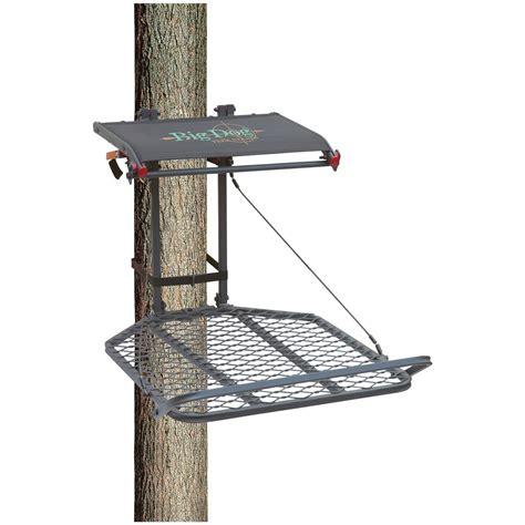 Big Dog Setter Treestand | big dog setter hang on tree stand 637648 hang on tree