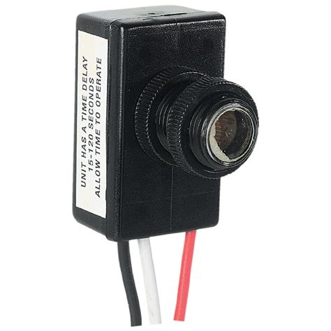Photo Cell precision a105 button style 120v photocell 1000w max