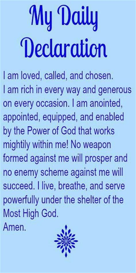 prayers and declarations for the of god confront strongholds and stand firm against the enemy books daily declaration prayers 167 worship