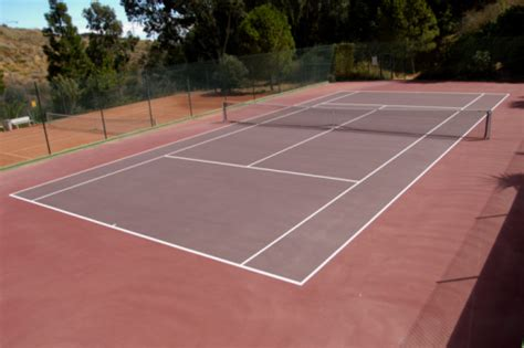 backyard tennis court things you need to
