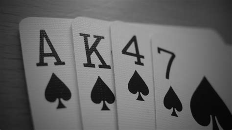 ak  playing cards wallpapers hd desktop  mobile backgrounds