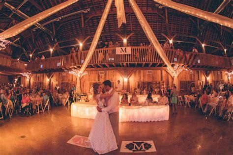 elegant country barn wedding rustic wedding chic
