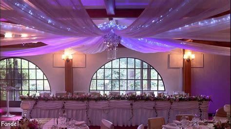 Wedding Ceiling Decorations by Diy Wedding Ceiling Decorations