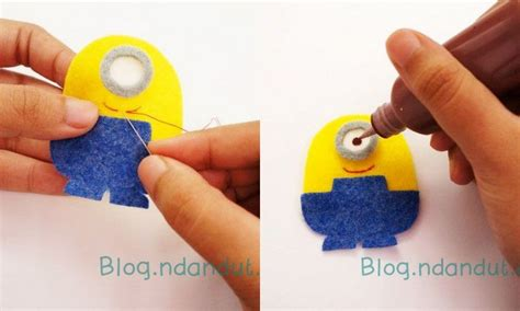 tutorial gambar minion tutorial boneka flanel minions yenrei flannel